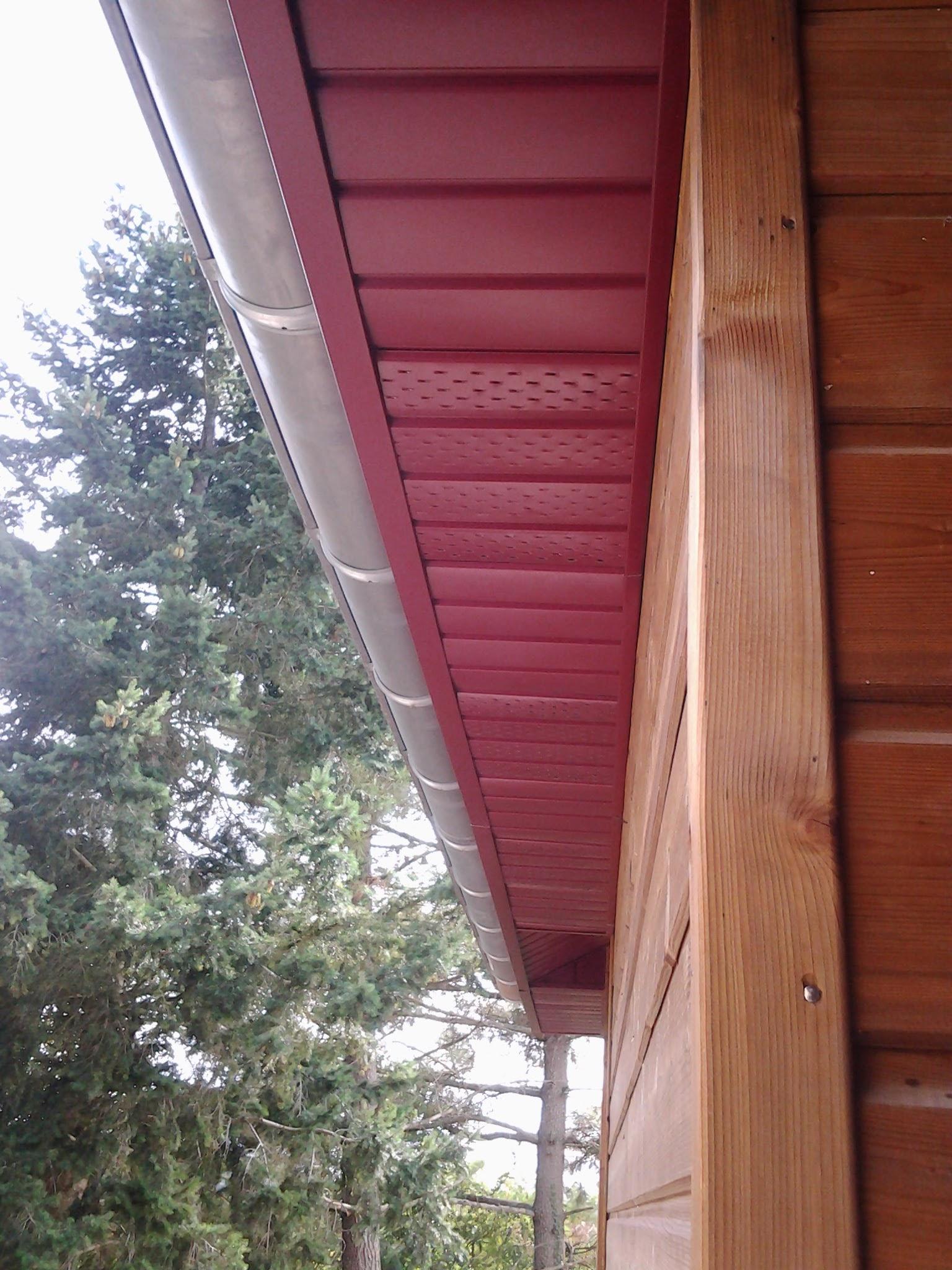 habillage de vos d bords de toit autour de saint vallier. Black Bedroom Furniture Sets. Home Design Ideas